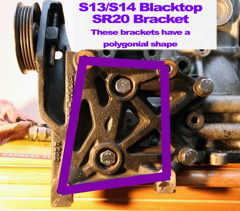S13 S14 Blacktop